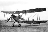 "RFC Royal Aircraft Factory BE.2C ""Indian Nobles"""
