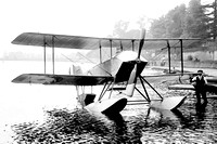 Royal Flying Corps Sopwith Baby Schneider Floatplane (1914)