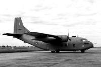 USAF Fairchild C-123B 55-4543 for the Vietnamese Air Force