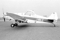 Piper PA-25 Pawnee D I-NILE (1988)