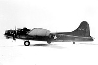 USAAF Boeing B-17/XB-40 Flying Fortress 41-24341