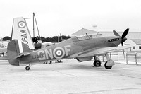 RAF Battle of Britain Memorial Flight Hawker Hurricane LF363 (1979)
