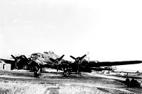 USAAF Boeing B-17F Flying Fortress 'Knockout Dropper'