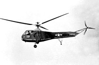 US Army Air Force Sikorsky R-4B 43-46514