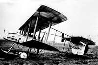 Royal Flying Corps Vickers FB.5A Gunbus 2341
