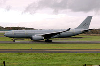 RAF Air Tanker Airbus A330-200 G-VYGG at Prestwick (2013)