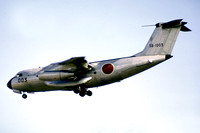 Japanese Air Force Kawasaki C-1 38-1003