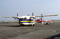 Japanese Coast Guard Short Skyvan JA8800 (1976)
