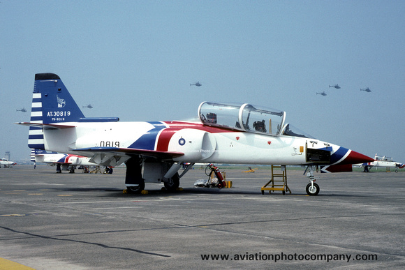 Republic of China Air Force AIDC AT-3 AT.30819/75-8019 (1995)