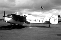 Flight Magazine Miles Gemini G-AFLT