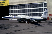 NASA Earth Survey Aircraft Lockheed U-2C NASA709 (1977)