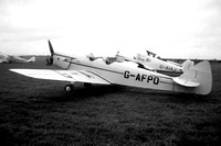 De Havilland DH94 Moth Minor G-AFPD