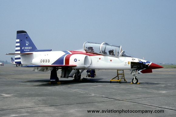 Republic of China Air Force AIDC AT-3 0833 (1995)