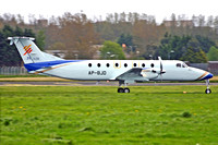 JS Air Beech 1900C AP-BJD at Shannon (2006)