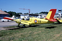 French Navy SVSEN Morane Saulnier MS.885 Rallye 68 (1990)