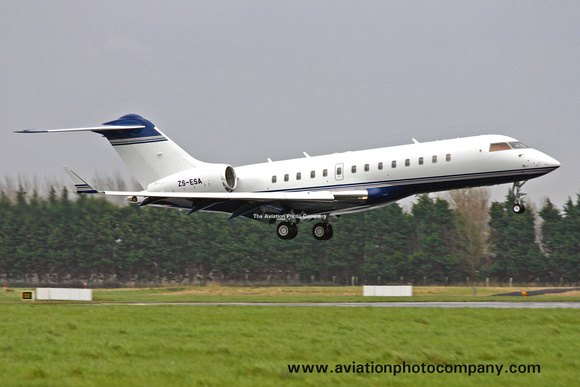 Repli Investments No 29 (Pty) Ltd Bombardier BD-700 Global Express ZS-ESA (2006)