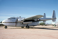 Fairchild C-82A Packet 44-23006 at the Pima County Museum (2003)
