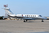 Jet Stream 2004 KfT/Skylux Aviation Cessna 650 Citation III HA-JEO at Malta Luqa IAP (2017)