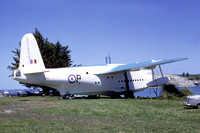 RNZAF Short Sunderland MR.5 NZ4114/P (1968)