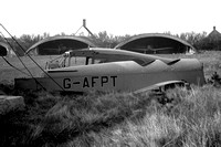 De Havilland Moth Minor G-AFPT