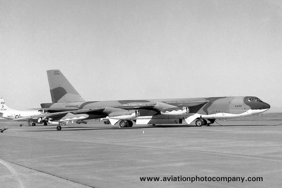 USAF 92nd Bomb Wing Boeing B-52G Stratofortress 57-6488 (1975)