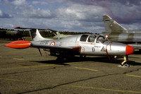 French Air Force CEAM Morane Saulnier MS.760 Paris 19/330-DC (19910