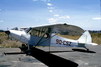 Piper PA-18 Super Cub 9Q-CSZ (1974)