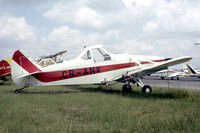 Avex Air Piper PA-25 Pawnee CR-ANK (19750