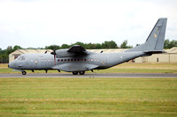 Finnish Air Force CASA C-295M CC-3 at RIAT Fairford (2017)