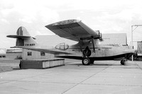 Adastra Hunting Consolidated PBY-5A Catalina VH-AGB (1963)