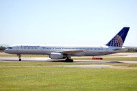 Continental Airlines Boeing 757-224 N14107 at Manchester (2006)
