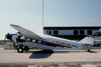 Island Airlines Ford 4-AT-B Trimotor N7584 (1980)