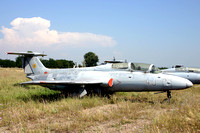 Romanian Air Force Aero L-29A Delfin 43 stored at Boboc (2006)