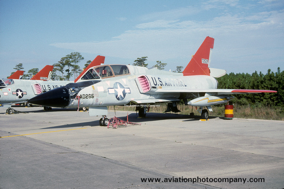 USAF 475th Weapons Evaluation Group Convair QF-106B Delta Dart 57-2539 (1994)