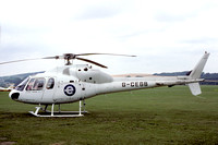 Central Electricity Generating Board Aerospatiale AS.355F1 Ecureuil 2 G-CEGB (1986)