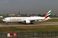 Emirates Airline Boeing 777-300ER A6-EOP at Istanbul (2017)