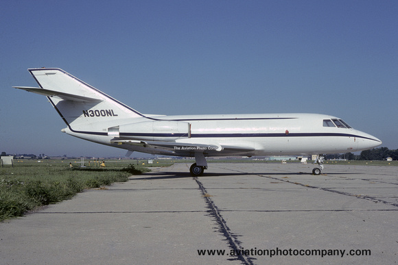 Sunstream Jet Express Dassault Falcon 20D N300NL (1981)