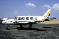 Piper PA-31-350 Navajo Chieftain 9Q-CSI (1986)