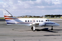 Netherlines BAe Jetstream 31 PH-KJF (1986)