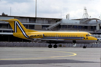 Air Alpes/TAT Fokker F-28-1000 Fellowship F-BUTI (1979)