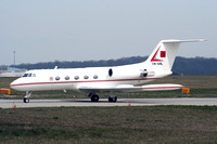 Moroccan Government Gulfstream II TT CN-ANL at Geneva (2007)