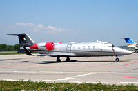 Private Sky Learjet 60 EI-REX at Geneva (2007)