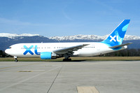 XL Airways Boeing 767-204ER G-BOPB at Geneva (2007)