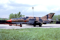 MiG-21 Fishbed (Mikoyan)
