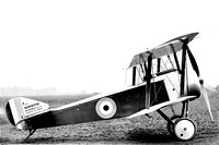 Royal Flying Corps Sopwith Pup Biplane