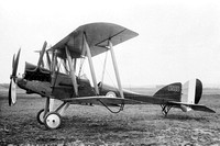 RFC Royal Aircraft Factory BE.12 6536