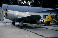 USAAF Republic P-47N Thunderbolt at the Beijing Aviation Museum (2002)