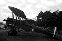 Royal Flying Corps Royal Aircraft Factory SE.5A B4563 (1948)