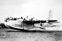 RAF Short Seaford Flying Boat MZ269