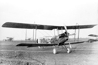 RFC Royal Aircraft Factory BE.2E C7001